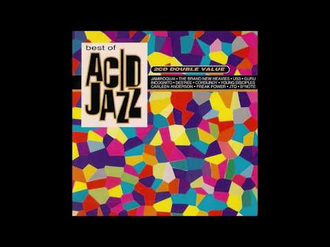Best Of Acid Jazz CD1