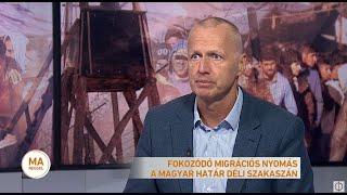 Századvég: Egyre nagyobb üzlet az illegális migráció