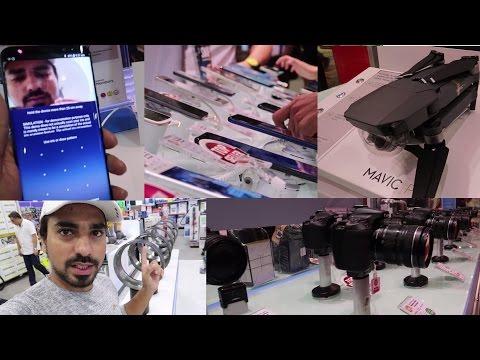 Dubai Electronics Market | Samsung S8 | Drone Mavic Pro | In Cheap