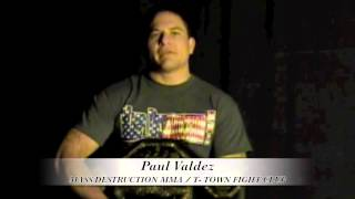 Gambar cover Paul Valdez Thunderdome Promo