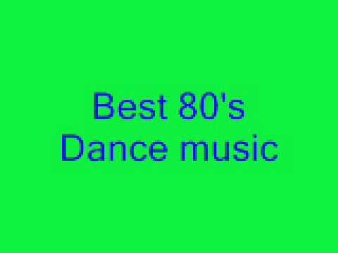 best 80's dance music