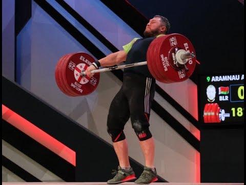 Арямнов | Чемпионат Европы, Мужчины, до 109 кг (Батуми, Грузия)