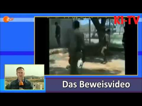 ZDF Morgenmagazin gab altes syrisches Folter-Video als