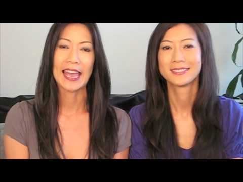How to rid of facial bumps Murad  Beauty Consultants Twins Ada Tai and Arlene Tai