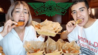 TRYING EVERY WING FLAVOR AT WINGSTOP