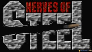 Nerves of Steel gameplay (PC Game, 1995)