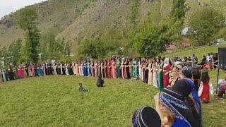 Yöresel Kıyafetlerle Muhteşem Kürt Düğünü 2018  Hozan Şerwan