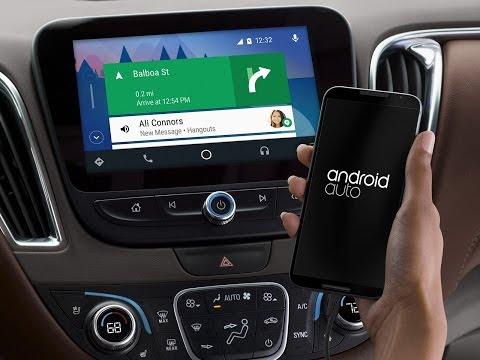 Android Auto ,, Handy mit Auto verbinden'' Thiede