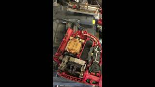 Skil Jigsaw 4580 Repair Rusted