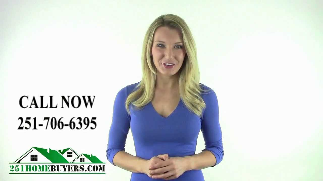 Sell House Fast Mobile Al - CALL 251.706.6395 - We Buy Houses in Mobile AL