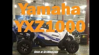 Manual Transmission Sport SXS - Yamaha YXZ1000