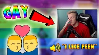 Tfue Comes Out as GAY on Livestream?!?! + NEW Turret Highlights