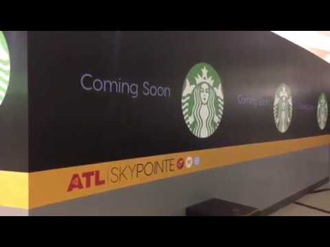 Atlanta Airport Breakfast Cafe Replaced By Starbucks