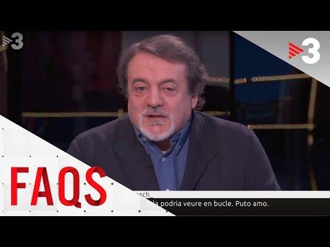 Narciso Ortega i Francesc Jufresa, a 'Preguntes freqüents'