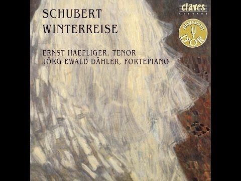 Schubert: Winterreise, D. 911 - Gute Nacht - Ernst Häfliger & Jörg Ewald Dähler