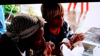 Food Carts Portland on Travel Channel