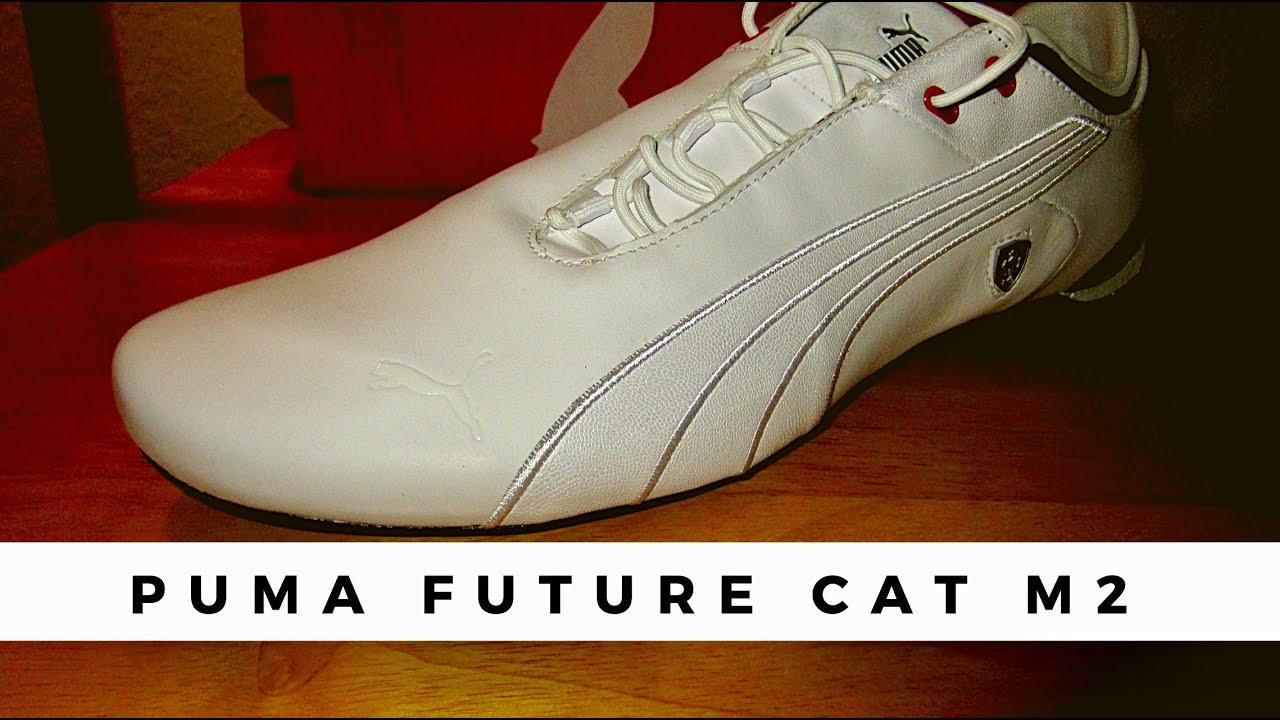 puma future cat ferrari m2