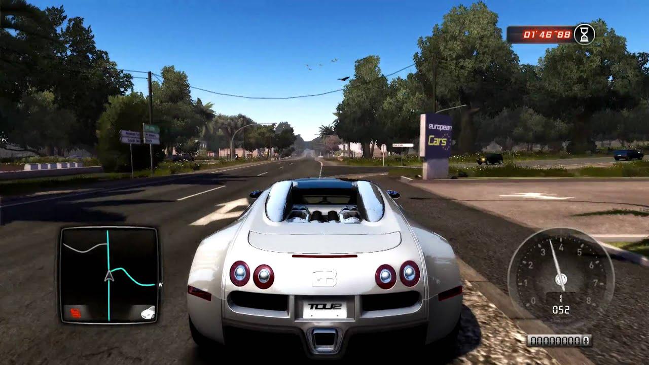 test drive unlimited 2 bugatti veyron 16 4 grand sport. Black Bedroom Furniture Sets. Home Design Ideas