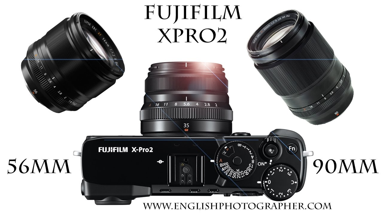 Fuji XPro2 Review And 56mm Vs 90mm Portrait Lens Comparison