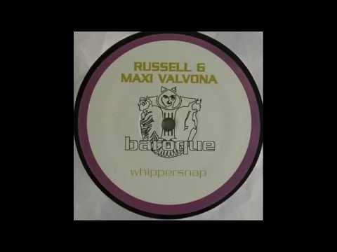 Russell G & Maxi Valvona – Whippersnap (Original Mix)