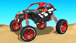 NEW Overpowered DUNE BUGGY! (GTA 5 DLC)