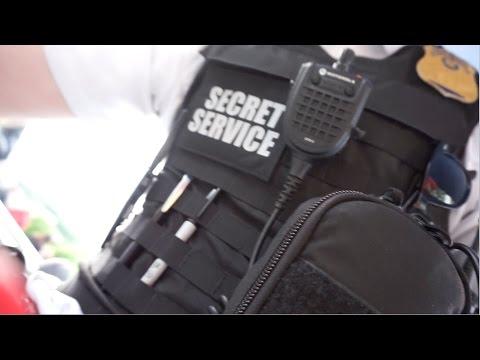 DONALD TRUMP'S SECRET SERVICE