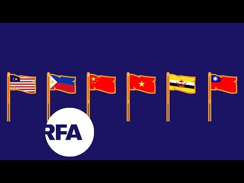 The South China Sea Dispute, by the Numbers | Radio Free Asia (RFA)