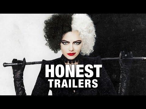 Cruella - Upřímné trailery