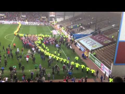 Burnley FC Promotion 2014