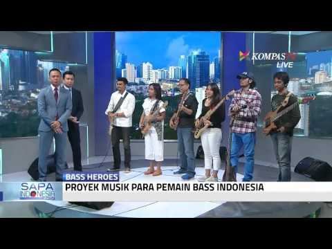 Bass Heroes, Proyek Pemain Bass Indonesia