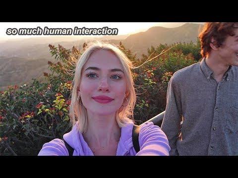 finding love in LA *vlog*