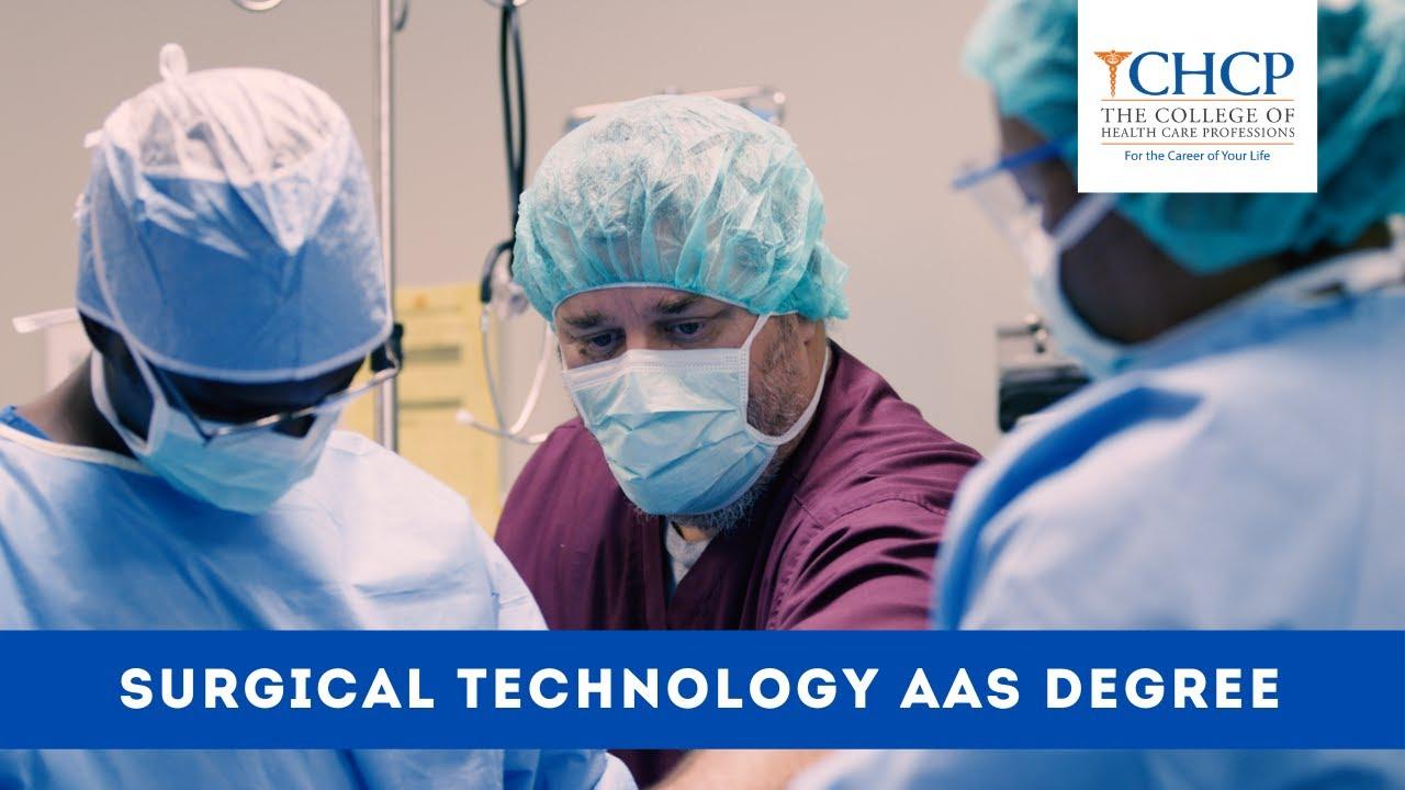 Surgical Tech Associates Degree Program In Texas Chcp