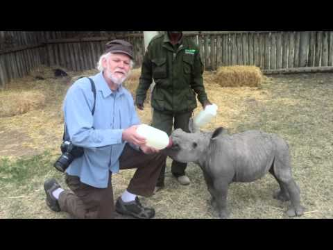 Introducing Ringo the Rhino - Peace and Love from Ringo Starr
