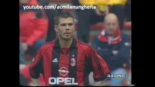 Serie A 1998/1999   AC Milan vs AS Roma 3-2   1998.10.25