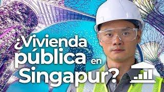 ¿Cómo SINGAPUR se enfrenta al PROBLEMA de la VIVIENDA? - VisualPolitik