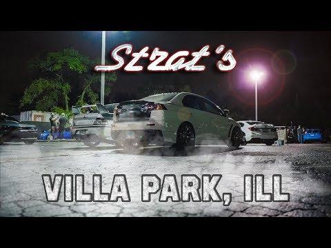 STRAT'S CAR MEET | CHICAGO ILLINOIS