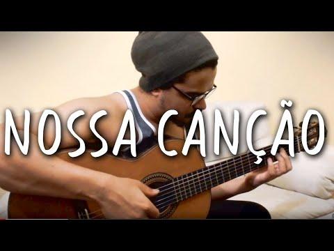 ver. Vanessa da Mata - NOSSA CANÇÃO (Violão Solo Fingerstyle) MPB #23