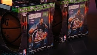 NBA Baller Beats For Kinect - Hands On Review by Engadget