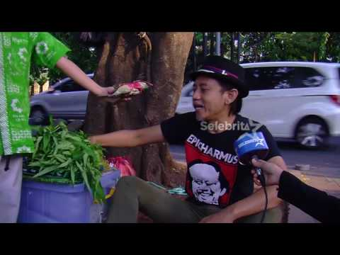 Sepi Job, Epi Kusnandar Jadi Pedagang Kaki Lima | Selebrita Siang On The Weekend