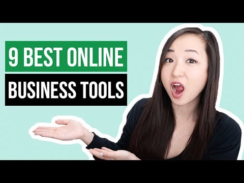 9 Best Tools For Your Online Business in 2019