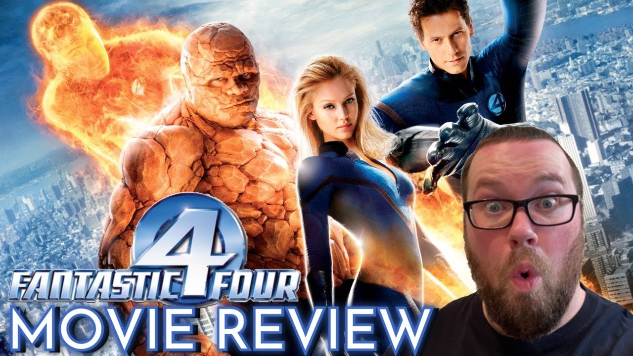 Download Fantastic 4 (2005) - Movie Review