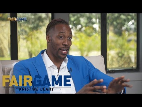 Dwight Howard Opens Up About Difficult Off-Court Situation | FAIR GAME