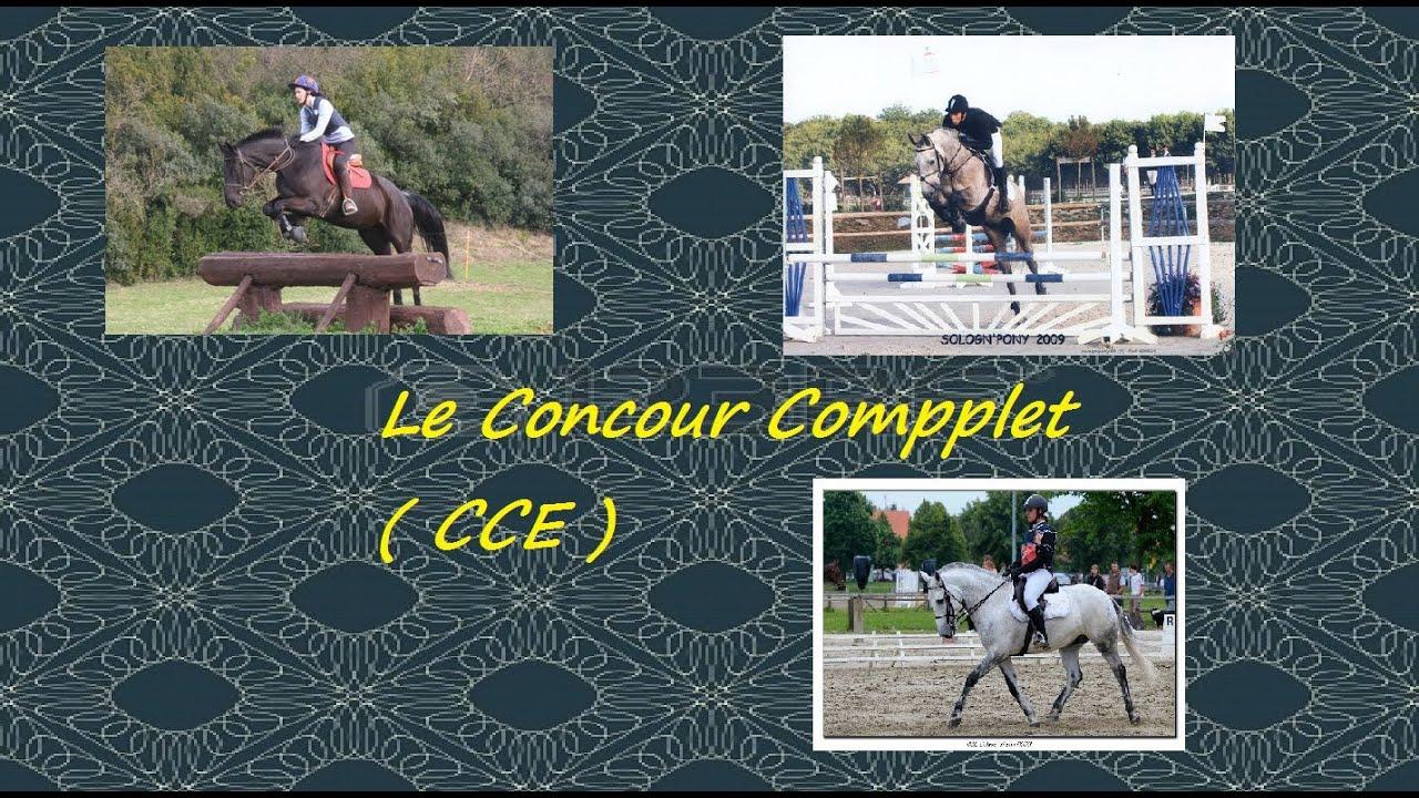 [Info chevaux] Le Concours Complet d'Equitation (CCE