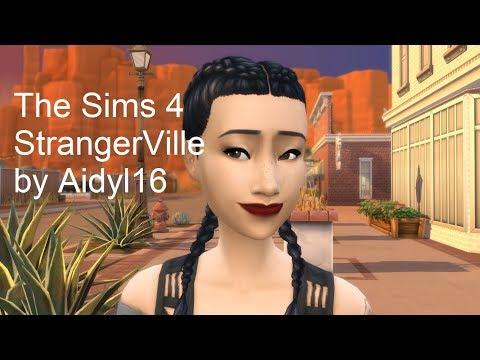 The Sims 4 StrangerVille |