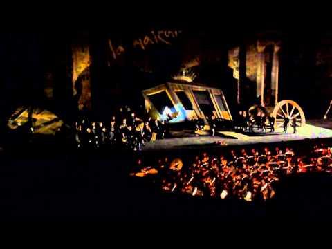 """Verdi, Rigoletto """"Duca! Duca!"""" Orange 30.07.2011"""