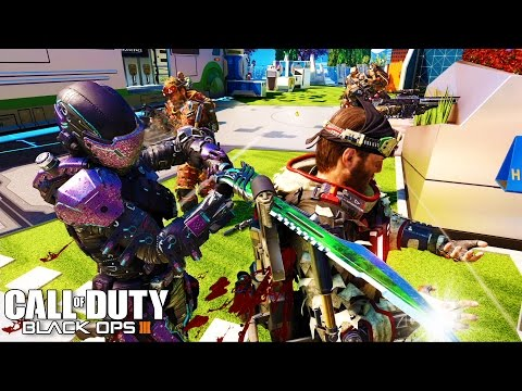 Black Ops 3 - Hard Core Try-Harding :D