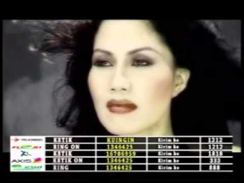 RITA SUGIARTO - KUINGIN (Official Video Clip)