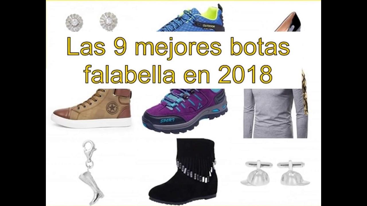 b60c8da060620 Las 9 mejores botas falabella en 2018 - YouTube