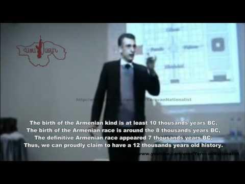 Великий и Талантливый Армянин про Армению, Армян и мир.