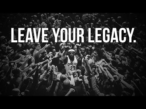 Leave Your Legacy  Motivational  Ft Eric Thomas, Ray Lewis, and Greg Plitt